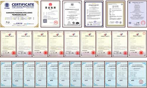 多项认证体系