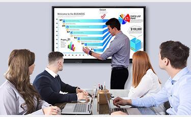 智能会议平板会议室应用