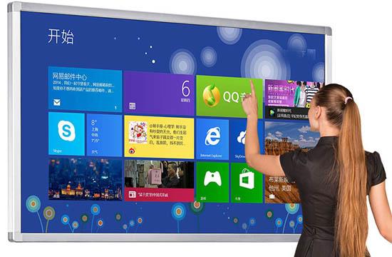 触摸屏一体机红外屏和电容屏的优缺点对比