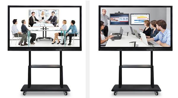 会议触摸一体机智能办公会议的三大优势