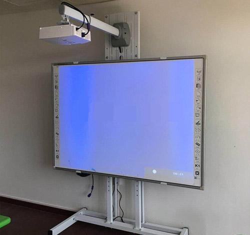 电子白板+投影仪