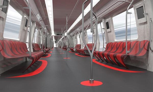 地铁交通触摸查询系统功能及作用