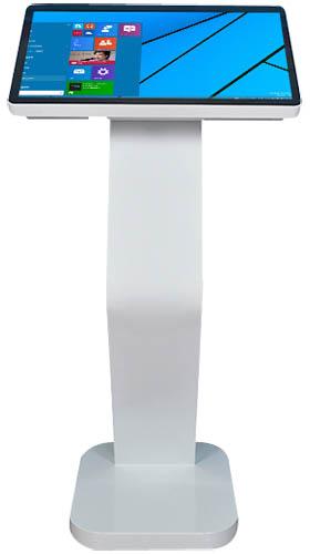 19/21.5英寸落地式K型自助查询一体机图3
