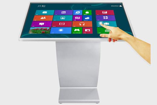 触摸屏查询机突然黑屏怎么办?