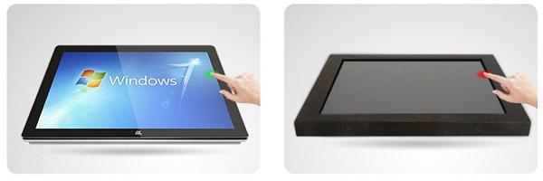 红外屏、电容屏和电阻屏三者的区别