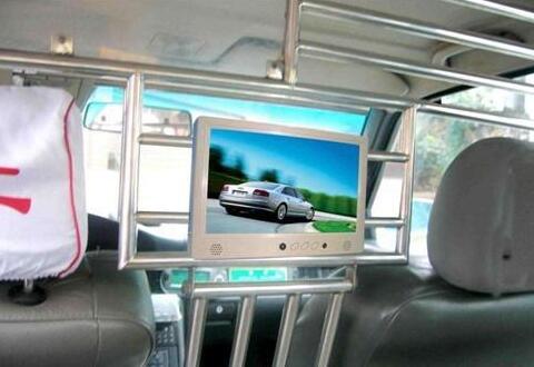 出租车车载广告机