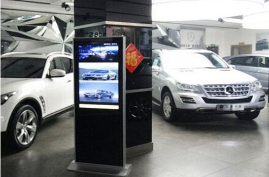 4S店液晶广告机