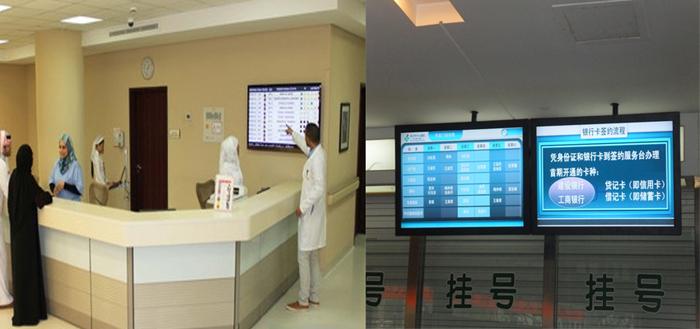 医院触摸查询系统解决方案