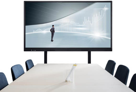触摸一体机LED屏和LCD屏买哪一种好?