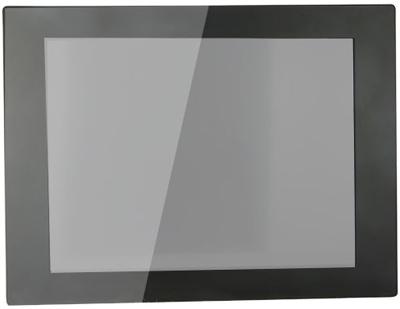 全封闭式PLC电阻屏工业触控一体机图7