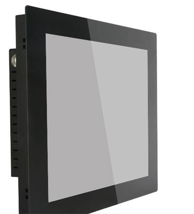 全封闭式PLC电阻屏工业触控一体机图9